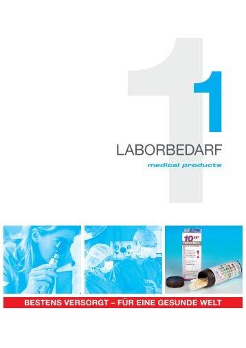LABORBEDARF - Laborhaus