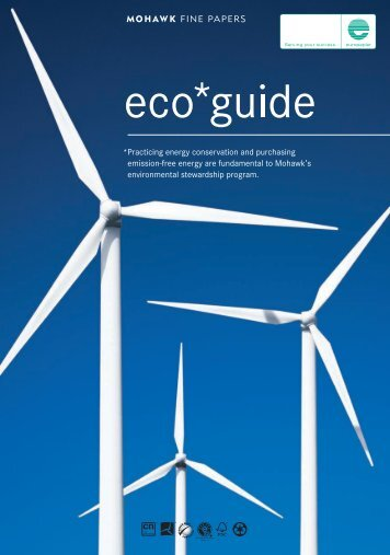 *Practicing energy conservation and purchasing ... - Europapier