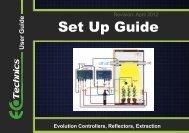 Set Up Guide - Ecotechnics