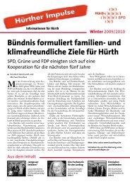 Hürther Impulse 2009-02.indd - SPD Ortsverein Hürth