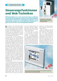 Steuerungsfunktionen und Web-Techniken - Moeller