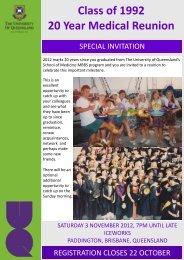 here - School of Medicine - University of Queensland