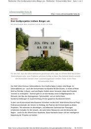 Drei Großprojekte treiben Bürger um - Xn--bi-gegen-grossgefngnis ...