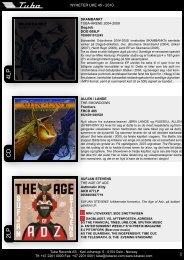tubanytt uke 45 - Tuba Records