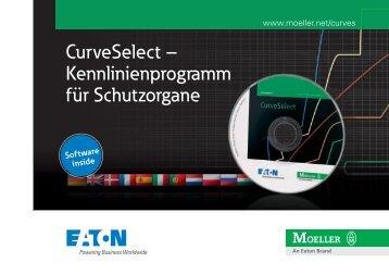 CurveSelect – Kennlinienprogramm für Schutzorgane - Moeller