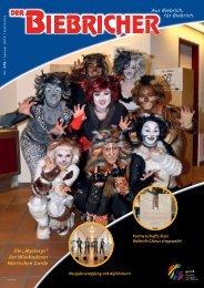 DER BIEBRICHER, Ausgabe 278, Januar 2015
