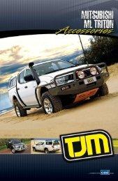 Volkswagon 4x4 Accessories - TJM Products