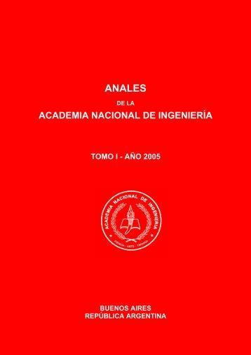 Prólogo - Academia Nacional de Ingeniería