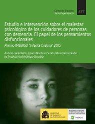 Texto Completo de la Publicación (1107 Kb. pdf) - Imserso