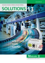 SOLUTIONS13 - Moeller