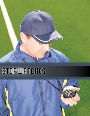 STOPWATCHES - A Sports Factory