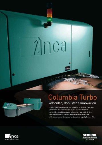 Catálogo Turbo Plus(Español) - FUJIFILM SERICOL