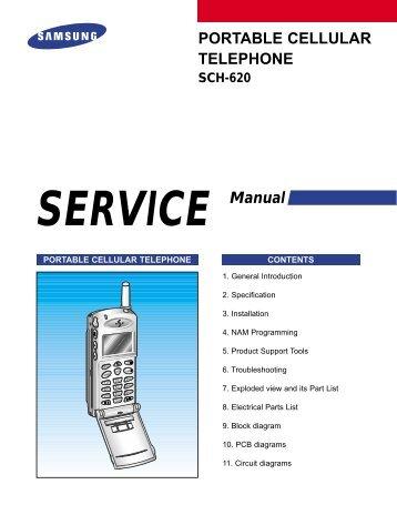 Samsung sch-u620 specs.