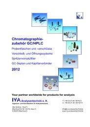 Rückfax (+49 (0) 2159 / 6942-10) - IVA-Analysentechnik