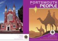 Pastoral Letter World Youth Day Movers and Shakers Personality ...