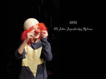 2012 25 Jahre Jugendzirkus Robiano