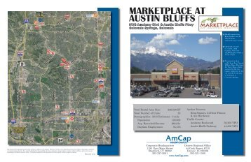 MARKETPLACE AT AUSTIN BLUFFS
