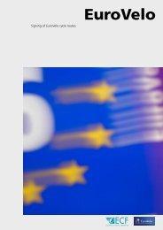 EuroVelo signposting manual - European Cyclists' Federation