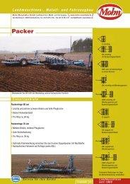 Packer Landmaschinen-, Metall- und ... - Mohn Manufaktur GmbH
