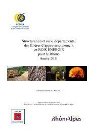 La filière bois-énergie dans le département du Rhône (PDF - 701.5 ko)