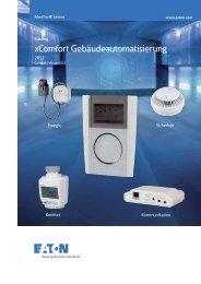 Xcomfort Katalog - Moeller