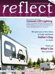 Father's Day What's On - Reflect Magazine