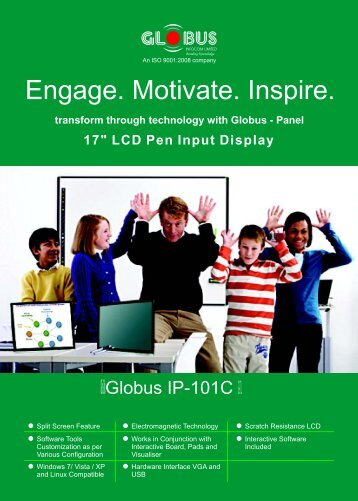 IP-101C - Globus Infocom