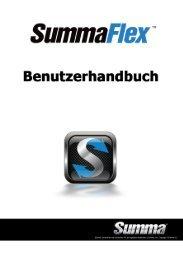 SummaFlex Handbuch - Summa Online