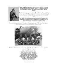 Harley Tuck's Wartime Diary - 447th Bomb Group