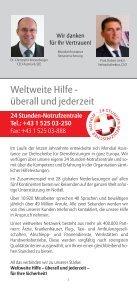 Mondial Assistance Broschüre 2013 - Allianz Global Assistance ... - Seite 2