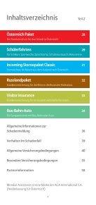 Mondial Assistance Broschüre 2013 - Allianz Global Assistance ... - Seite 4