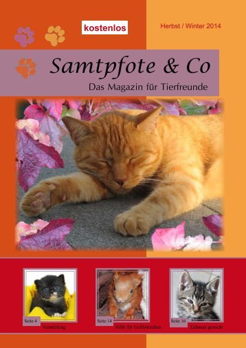 Samtpfote & Co