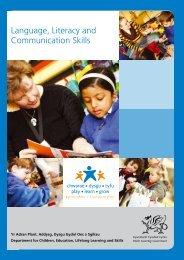 Language, Literacy and Communication Skills - Learning Wales