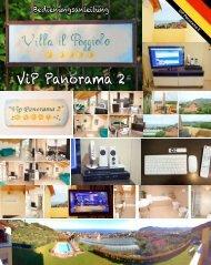 ViP Panorama 2 - Villa il Poggiolo