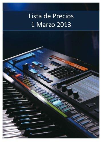 Roland - Musical El Arco Iris