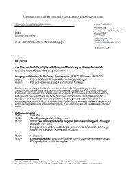 Einladung Fachtagung März 2009 - Arbeitsgemeinschaft ...