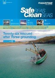 Safe Seas - Maritime New Zealand