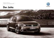 Der Jetta - Volkswagen AG