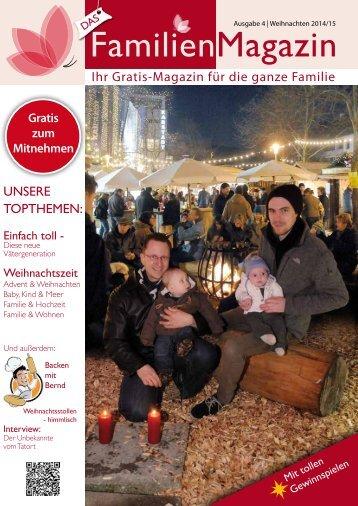 FamilienMagazin Winterausgabe