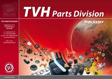 TVH Parts Division