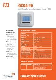 OCS4-10 - V-System elektro
