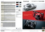 Capture each photo exactly as you picture it - Fujifilm