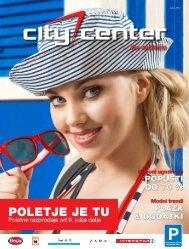 Junij/julij 2012 - Citycenter Celje