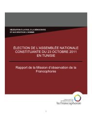 ÉLECTION DE L'ASSEMBLÉE NATIONALE CONSTITUANTE DU 23 ...