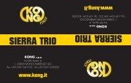 KONG_OP SIERRA TRIO_DOPPIO.qxd:Layout 1