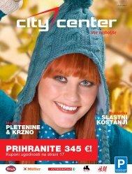 Oktober 2011 - Citycenter Celje
