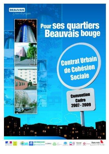 Télécharger le document du CUCS - SIG Politique de la Ville