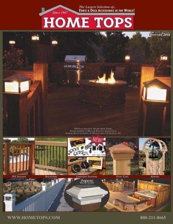 HomeTops 8.5x11 Product Catalog 1-11