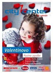 Februar 2010 - Citycenter Celje