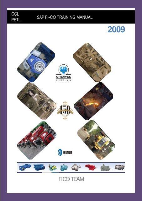 SAP FICO Complete End-user Manual(pdf) - DOC SERVE